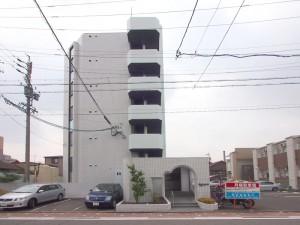 メゾンノーブル 名古屋市_リノベーション 東側外観