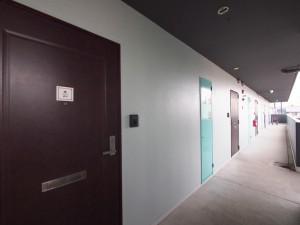 メゾンノーブル 名古屋市_リノベーション 共用廊下